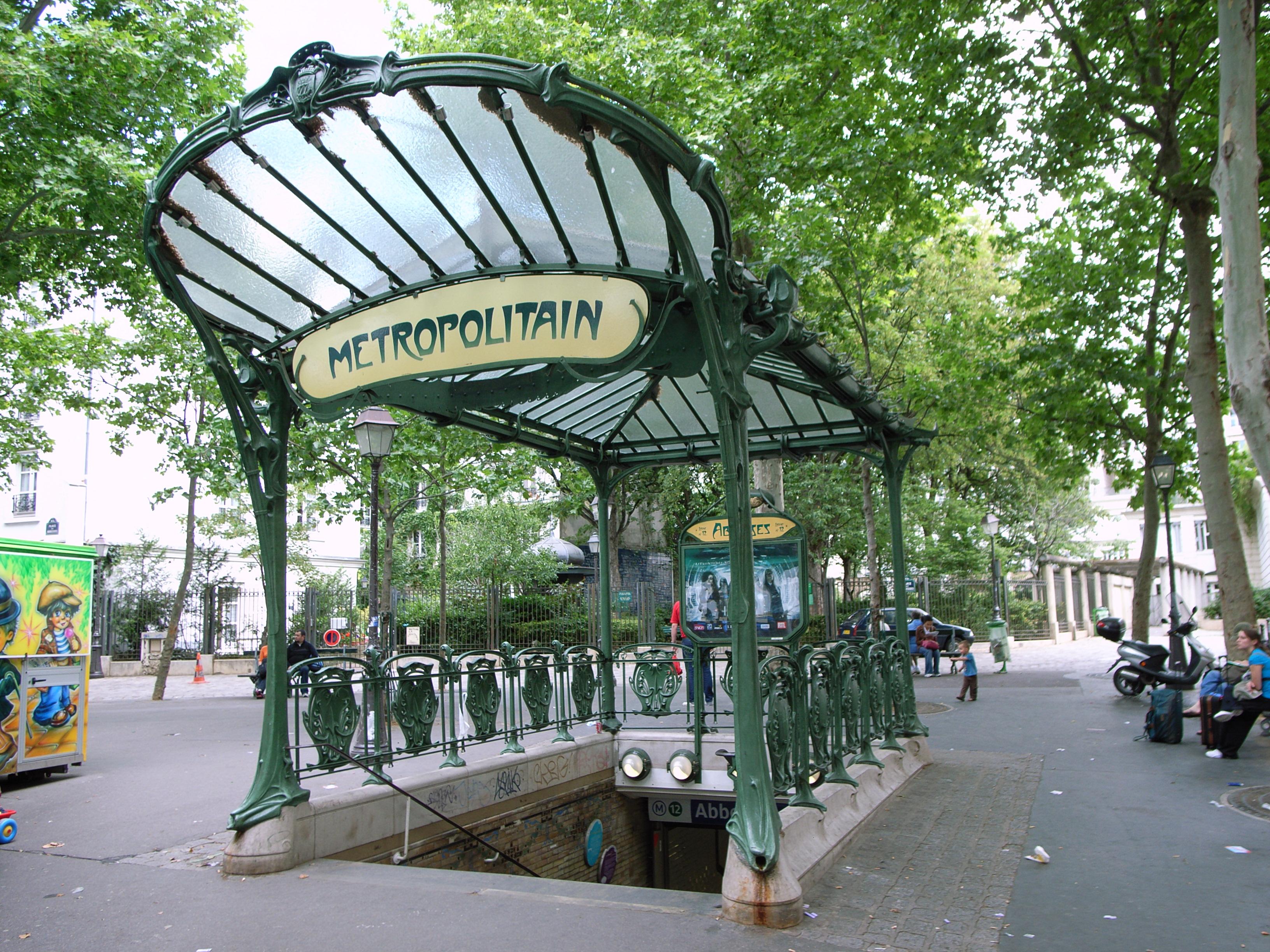 Le metro en ander frans openbaar vervoer u my